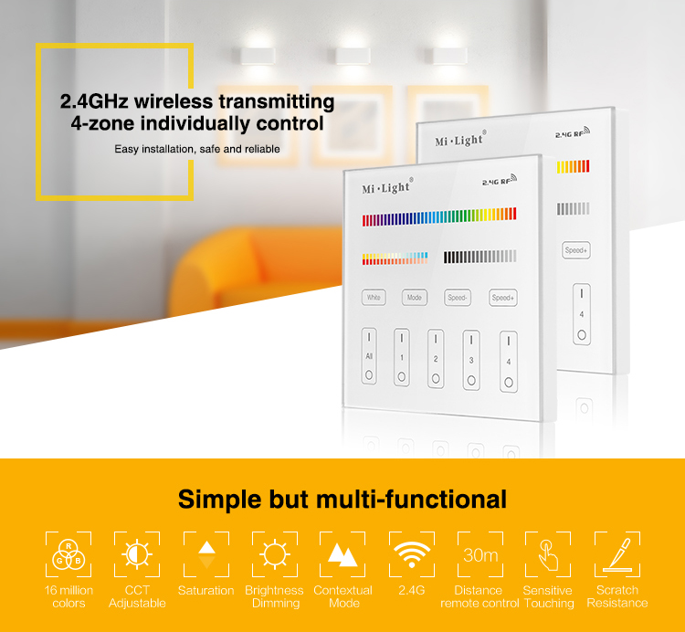 MiLight_T4_Smart_Panel_MiLight_Controller_3