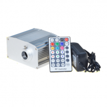 10W CREE Optic Fiber RGBW Twinkle LED Star Ceiling Light Kit