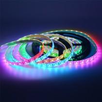 13.1FT 4M 60Pixels/m LED Strip Light WS2812B 5050 RGB 240LEDs DC 5V