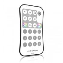 1 Zone RF 2.4G SPI/DMX Programmable LED Remote R14 For Addressable Led Strip Light