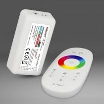 FUT027 Mi.Light 2.4G 12V-24V Miboxer Wireless 18A RF Touch Remote RGBW Led Strip Controller