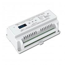 24CH DMX512 Decoder D24 Controller For LED Strip Lights