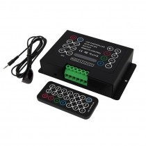 Bincolor BC-380-8A Controller 3CH RGB Controller With Wireless Remote