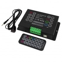 Bincolor BC-380-6A 3CH Led RGB Controller with Wireless remote