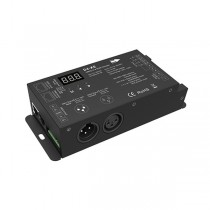 4CH 8A Constant Voltage DMX512  RDM Decoder D4-XE