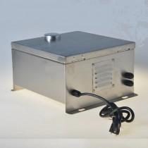 Ip44 80w Led Cree Light Engine 1250m Fiber Optc Cable With Pvc Jacket For 60sqm Swimming Pool Fiber Optic Light
