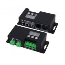 Bincolor Led Controller BC-853-CC 3CH RGB Dmx Master PWM DMX512 Decoder Driver