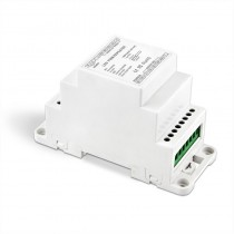 BC-964-DIN Bincolor Power Repeater DIN Rail DC5v-24v 4CH Amplifier Led Controller