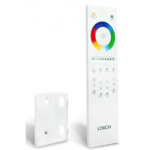 LTECH CT Touch Series Remote Control Q4 RGBW 4 Zones RF