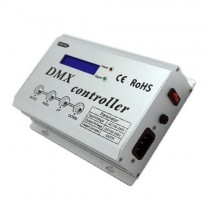 High Voltage DMX512 Controller 34 Kinds Programs Choose With LCD Display