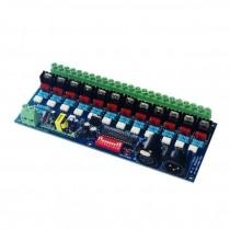 WS-DMX-HVDIM-12CH 12CH DMX Controller DMX512 Decoder