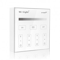 Milight B1 Panel LED Controller Wall-mounted Brightness Dimming Smart Dimmer