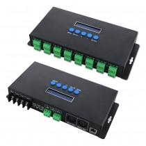 Bincolor BC-216 16CH LED Controller Artnet to SPI/DMX WS2811 WS2812B SK6812 Control