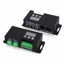 BC-854 Bincolor Led Controller CV 4CH DMX512 Decoder 3-digital-display DMX Signal Driver