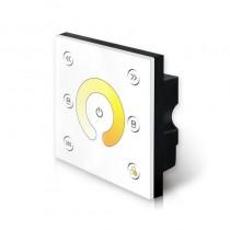 Bincolor P2 Single-Zone CCT Panel 12V-24V 4A×4CH Led Controller