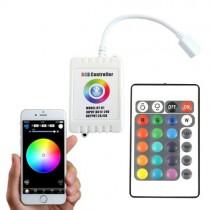 DC 12V 24V 2A Bluetooth WIFI RF Wireless Control Via IOS Android