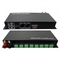 DC12V 24V 24 Channels 256 Gradations DMX512 Controller DMX Decoder