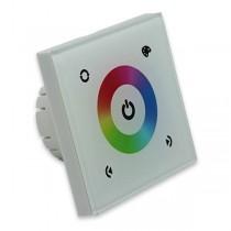 DC12V 24V 3 Channel Glass Panel Design Touch Panel Controller
