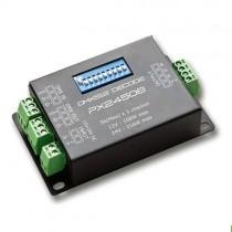 DC12V 24V 3A 3CH DMX512 Decoder Driver PX24506 RGB Controller