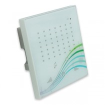 DC12V 24V 3CH Glass Panel Design Touch Panel Music Controller