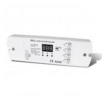 DC12-24V 4CH 5A Constant Voltage RF 2.4G Controller Receiver V4-LFor LED Strip Light