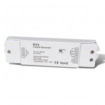 DC12-36V 3CH Constant Voltage Power Repeater EV3 For RGB LED Strip
