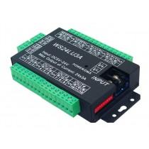 DC5V 12V 24V 24CH DMX512 Decoder Controller 24 Channel Dmx Driver