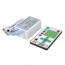 2pcs DC5V 12V 24V 3Ax9CH 10pin LED Horse Race Controller with IR Remote