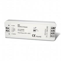 DC5-24V DMX512 Master Controller XC For RGB LED Strip Light