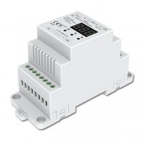 DC5-24V DMX512 to 4CH 0-10V Decoder DL For DIM LED Lamp