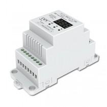 DC5-24V DMX512 to SPI Converter DS For Digital IC LED Strip