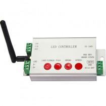 DC5V 24V LED Digital WIFI DMX512 Controller 2048 Pixel Controlled by APP