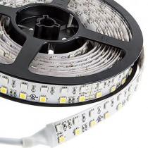 Dual Row RGBW 5050 LED Strip 5M 600LEDs 16.4ft 12V 24V Light