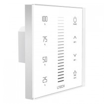 Ltech E1S Dimming Touch Panel RF+Touch Power Panel