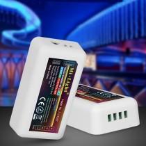 FUT037 Mi.light 2.4GHz 4-Zone RGB LED Strip Controller For LED Strip Light Ribbon