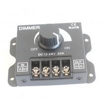 12v 24v 30A 720W LED Dimmer Brightness Adjustable Controller