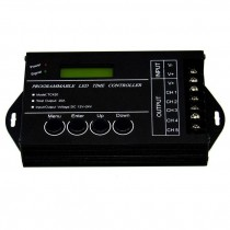 TC420 Programmable LED Time Controller 5 Channels Common Anode Output 20A