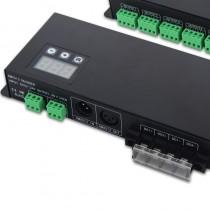 Bincolor BC-824 Led Controller 24 Channel DMX512/1990 Signal Decoder Driver 5V-24V