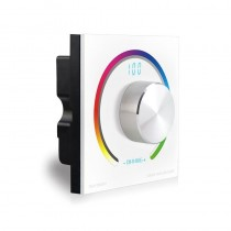 Bincolor BC-K3 Led Controller Switch Knob Wall RGB Rotary Dimmer