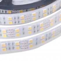 Dual Row 5050 SMD 600LEDs LED Strip Light 16.4ft DC 12V 24V