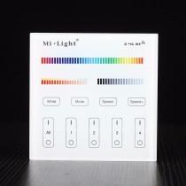 Mi.Light T4 4-Zone RGB+CCT Smart Panel Remote Controller