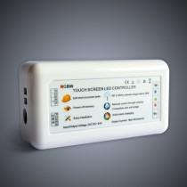 2.4G DC 12V-24V RF 4-Zone remote control RGBW Color Strip Controller