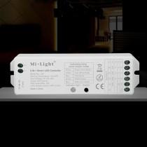 LS2 Mi.Light 5 IN 1 Smart LED Controller for Single Color CCT RGB RGBW RGB+CCT Strip Light