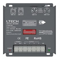 Ltech 3CH CV DMX Decoder LT-903-DIP CV DMX512 Decoder
