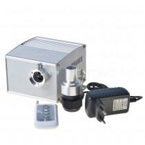12 Square Meter Twinkle Color Effect Star 5w Fiber Optic Light Source Lighting Kit