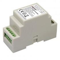 12V-24V LS2S Mi.Light 5 in 1 LED Strip Controller Miboxer DIN Rail 2.4G Remote App Control