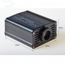 Voice Control RGBW LED Light Emitter Fiber Optics For 188 Mixed Stars Ceiling