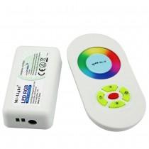 FUT020 Mi.Light 2.4G DC 12V-24V 10A RF RGB LED Strip Controller for 5050 3528 Light