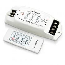 BC-311RF Bincolor Led Controller 12V-24V PWM Wireless Dimmer Control
