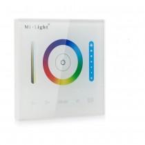 P3 LED Smart Panel Controller For RGB/RGBW/RGB+CCT LED Strip Lights
